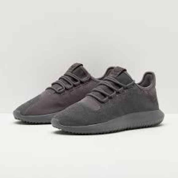 the latest c4eeb 9c7be Grey Adidas Tubular Shadow Shoes NWT
